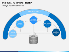 Barriers to Market Entry PPT Slide 5