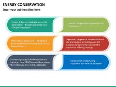 Energy Conservation PPT Slide 23