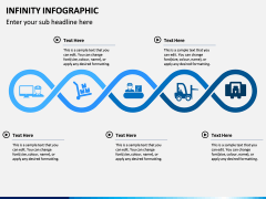 Infinity Infographics PPT Slide 6