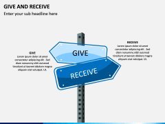 Give and Receive PPT Slide 2