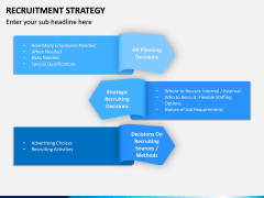 Recruitment Strategy PPT Slide 27
