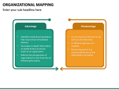 Organizational Mapping PPT Slide 18