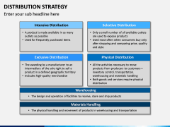 Distribution Strategy PPT Slide 11