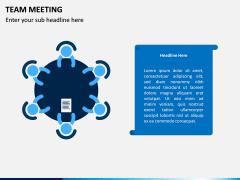 Team Meeting PPT Slide 7
