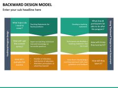 Backward Design Model PPT Slide 17