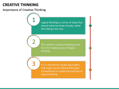 Creative Thinking PPT Slide 22