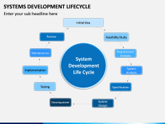 Systems Development Lifecycle PPT Slide 6
