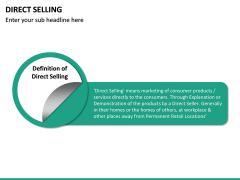 Direct Selling PPT Slide 17