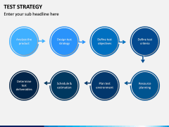 Test Strategy PPT Slide 13