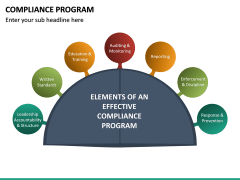 Compliance Program PPT Slide 18