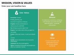 Mission, Vision and Values PPT Slide 44