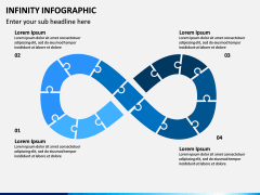 Infinity Infographics PPT Slide 7