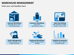 Warehouse Management PPT slide 5