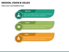 Mission, Vision and Values PPT Slide 37