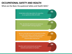 Occupational Safety and Health PPT Slide 18