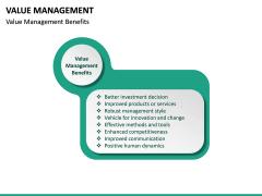 Value Management PPT Slide 27