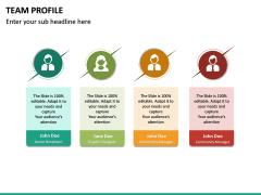 Team Profile PPT Slide 23