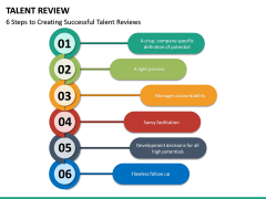 Talent Review PPT Slide 13