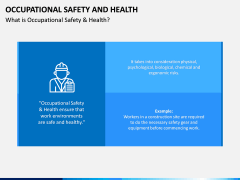 Occupational Safety and Health PPT Slide 1