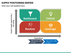 Supply Positioning Matrix PPT Slide 8