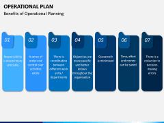 Operational Plan PPT Slide 17