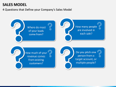 Sales Model PPT Slide 2