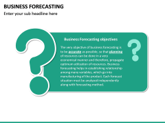 Business Forecasting PPT Slide 21