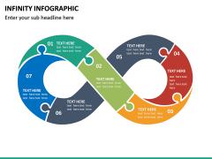 Infinity Infographics PPT Slide 13