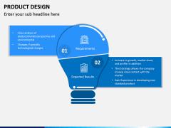 Product Design PPT Slide 3
