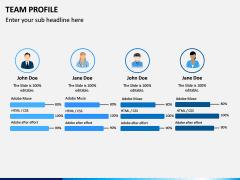 Team Profile PPT Slide 12