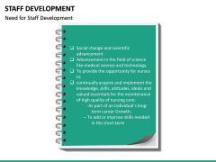 Staff Development PPT Slide 26