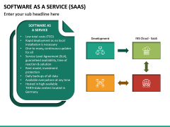 Software as a Service (SaaS) PPT Slide 26