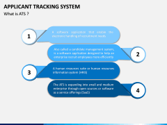 Applicant Tracking System PPT Slide 2