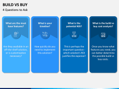 Build Vs Buy PPT Slide 14