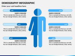 Demography Infographic PPT Slide 1