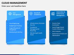 Cloud Management PPT Slide 3
