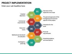 Project Implementation PPT Slide 27