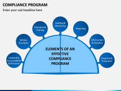 Compliance Program PPT Slide 8
