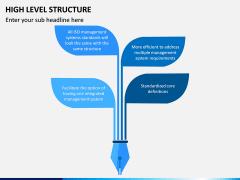 High Level Structure PPT Slide 9