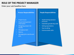 Role of the Project Manager PPT Slide 8