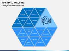 Machine to Machine (M2M) PPT Slide 6