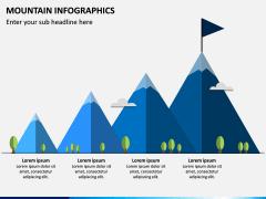 Mountain Infographics PPT Slide 9
