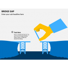 Bridge Gap PPT Slide 1