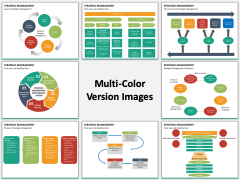 Strategic management multicolor combined