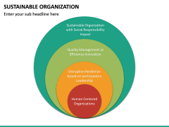 Sustainable Organization PPT Slide 26