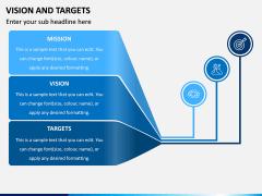 Vision and Targets PPT Slide 8