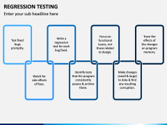 Regression Testing PPT Slide 13