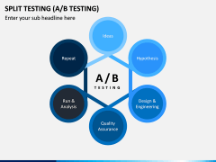 Split Testing PPT Slide 1