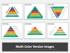Strategy Pyramid Multicolor Combined