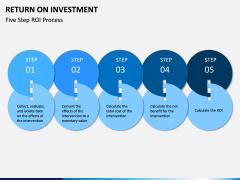 Return on Investment PPT Slide 1
